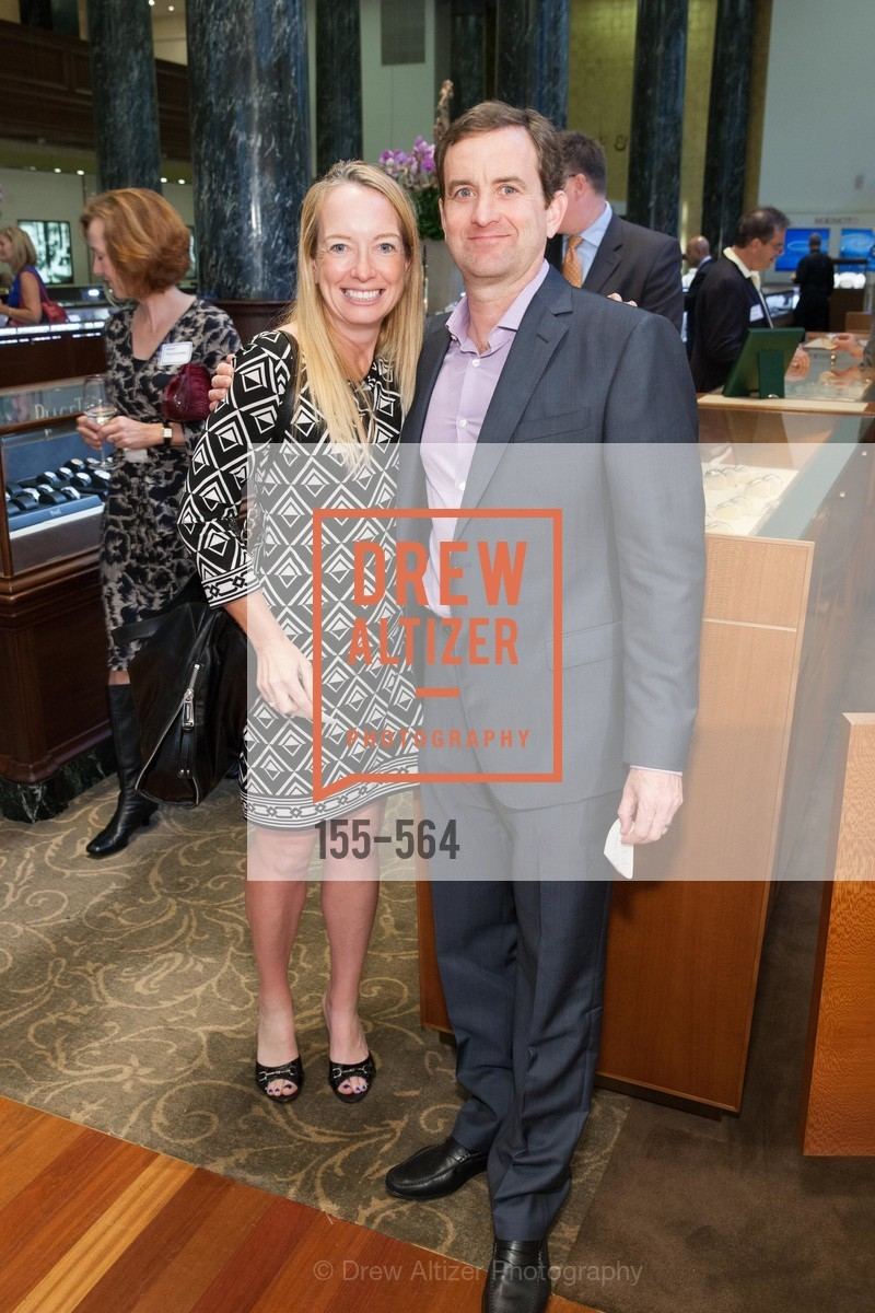 Colleen Pimental, John Schiefer, SHREVE & CO. Hosts AMERICAN CANCER SOCIETY BENEFIT, US, September 10th, 2014,Drew Altizer, Drew Altizer Photography, full-service agency, private events, San Francisco photographer, photographer california