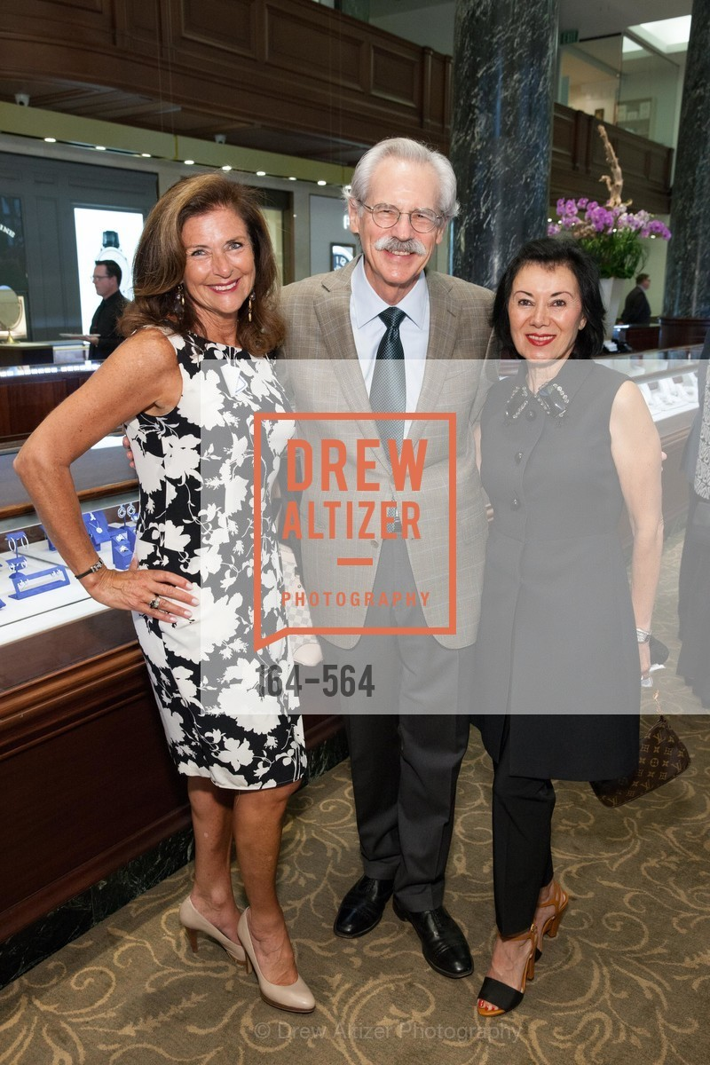 Linda Zider, Karl Lindberg, Nafiseh Lindberg, SHREVE & CO. Hosts AMERICAN CANCER SOCIETY BENEFIT, US, September 10th, 2014,Drew Altizer, Drew Altizer Photography, full-service event agency, private events, San Francisco photographer, photographer California
