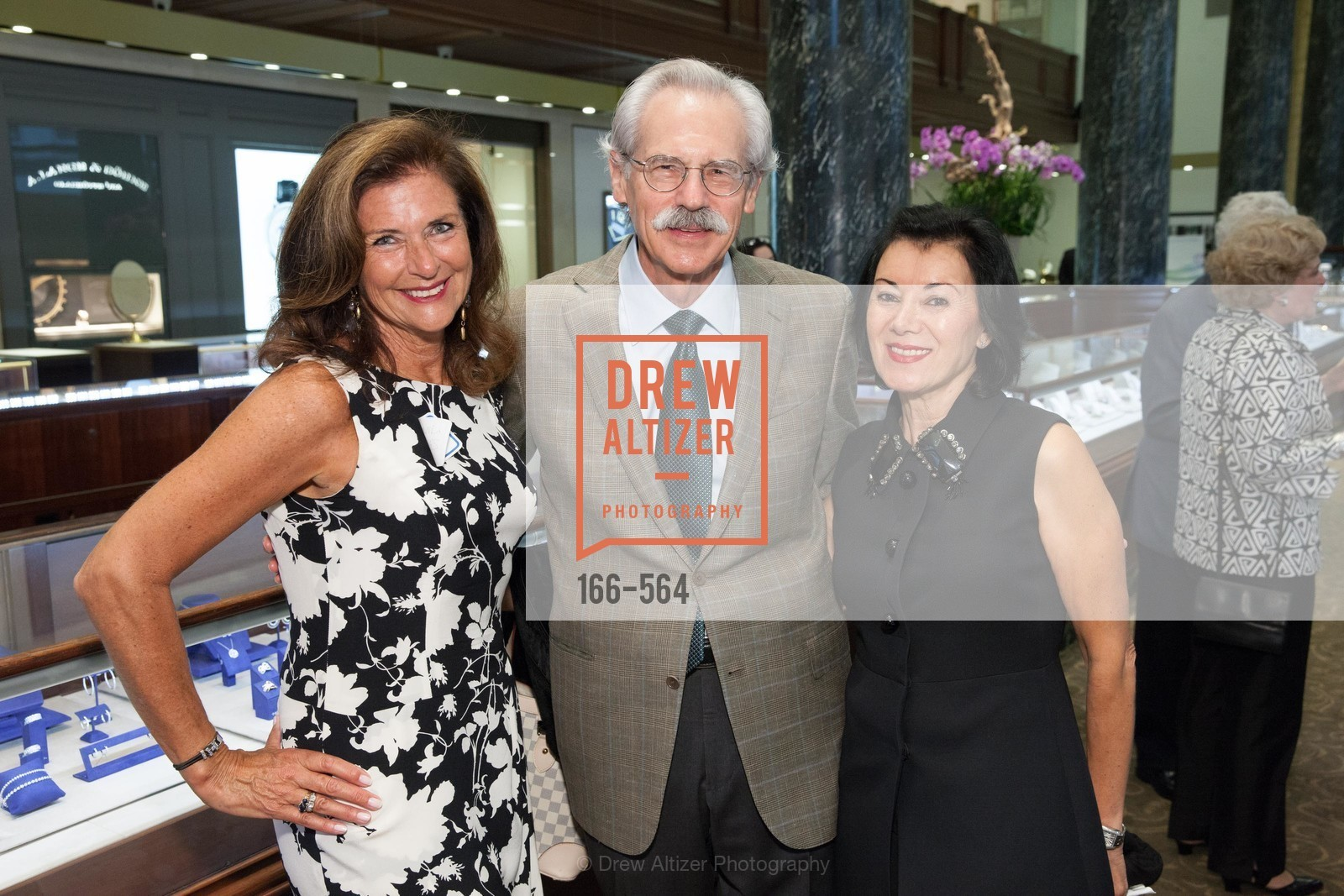 Linda Zider, Karl Lindberg, Nafiseh Lindberg, SHREVE & CO. Hosts AMERICAN CANCER SOCIETY BENEFIT, US, September 10th, 2014,Drew Altizer, Drew Altizer Photography, full-service agency, private events, San Francisco photographer, photographer california