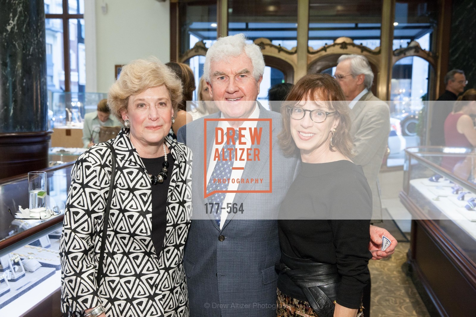 Betsy England, Bob Macintosh, Diana Kissil, SHREVE & CO. Hosts AMERICAN CANCER SOCIETY BENEFIT, US, September 10th, 2014,Drew Altizer, Drew Altizer Photography, full-service agency, private events, San Francisco photographer, photographer california