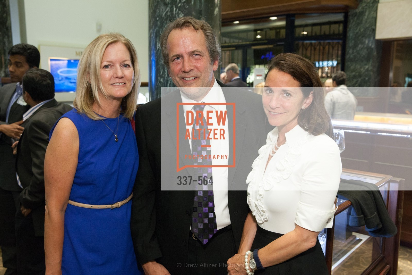 Erin McGlynn, Mark Hanson, Michele Hanson, SHREVE & CO. Hosts AMERICAN CANCER SOCIETY BENEFIT, US, September 10th, 2014,Drew Altizer, Drew Altizer Photography, full-service agency, private events, San Francisco photographer, photographer california