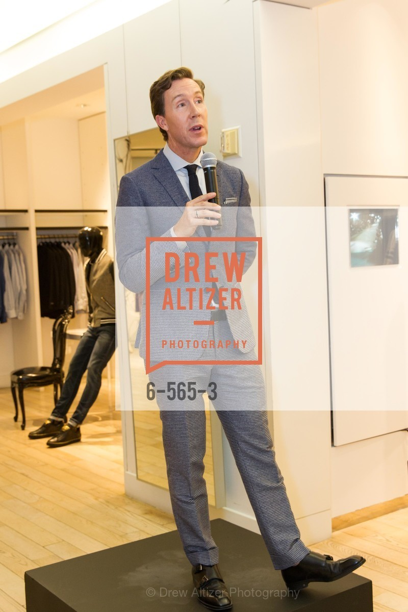 Eric Jennings, GLAAD GALA Kick-Off Party Hosted by SAKS FIFTH AVENUE, Saks Fifth Avenue. 384 Post Street, September 12th, 2014,Drew Altizer, Drew Altizer Photography, full-service agency, private events, San Francisco photographer, photographer california