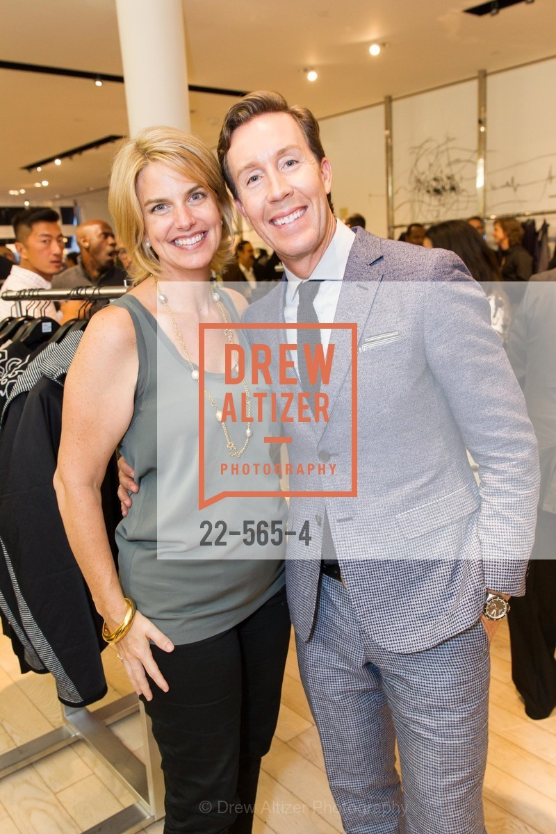 Sarah Kate Ellis, Eric Jennings, SAKS FIFTH AVENUE Hosts The GLAAD GALA Kick-Off Party, US, September 12th, 2014,Drew Altizer, Drew Altizer Photography, full-service agency, private events, San Francisco photographer, photographer california