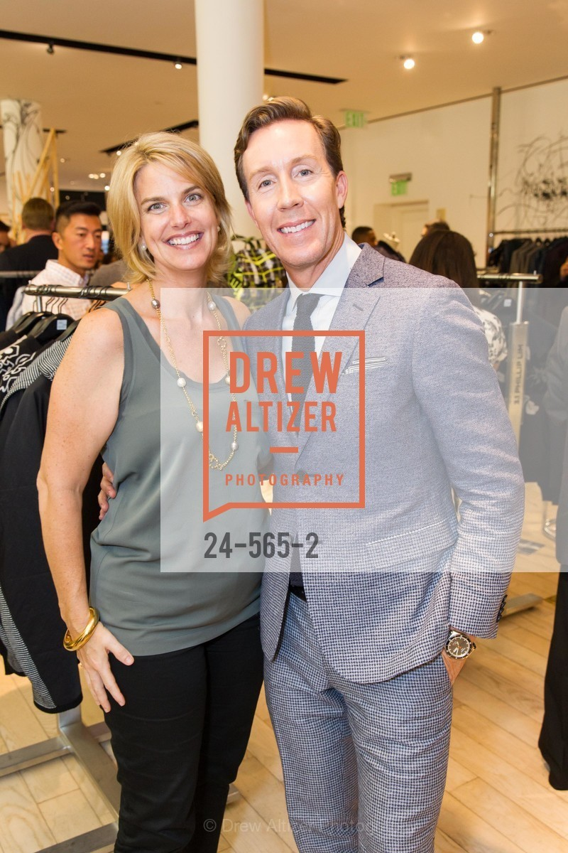 Sarah Kate Ellis, Eric Jennings, GLAAD GALA Kick-Off Party Hosted by SAKS FIFTH AVENUE, Saks Fifth Avenue. 384 Post Street, September 12th, 2014,Drew Altizer, Drew Altizer Photography, full-service agency, private events, San Francisco photographer, photographer california
