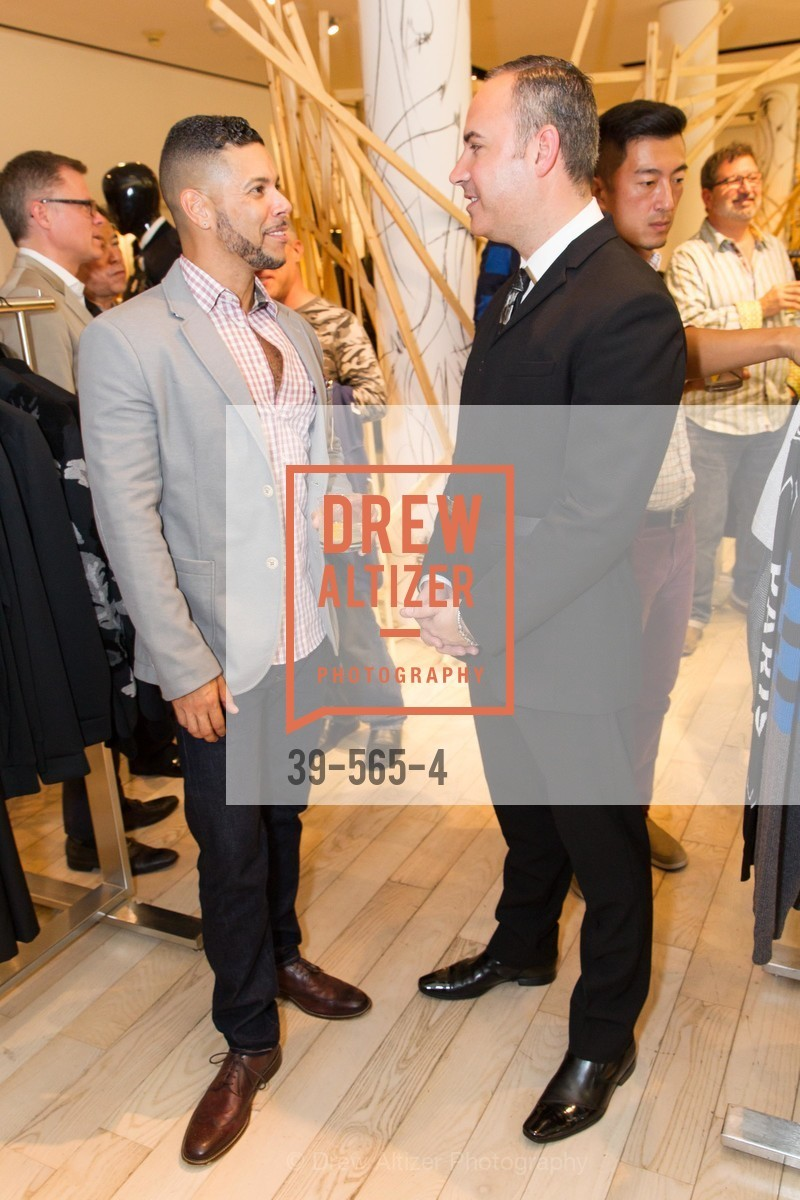 Wilson Kraft, Robert Arnold-Kraft, GLAAD GALA Kick-Off Party Hosted by SAKS FIFTH AVENUE, Saks Fifth Avenue. 384 Post Street, September 12th, 2014,Drew Altizer, Drew Altizer Photography, full-service agency, private events, San Francisco photographer, photographer california