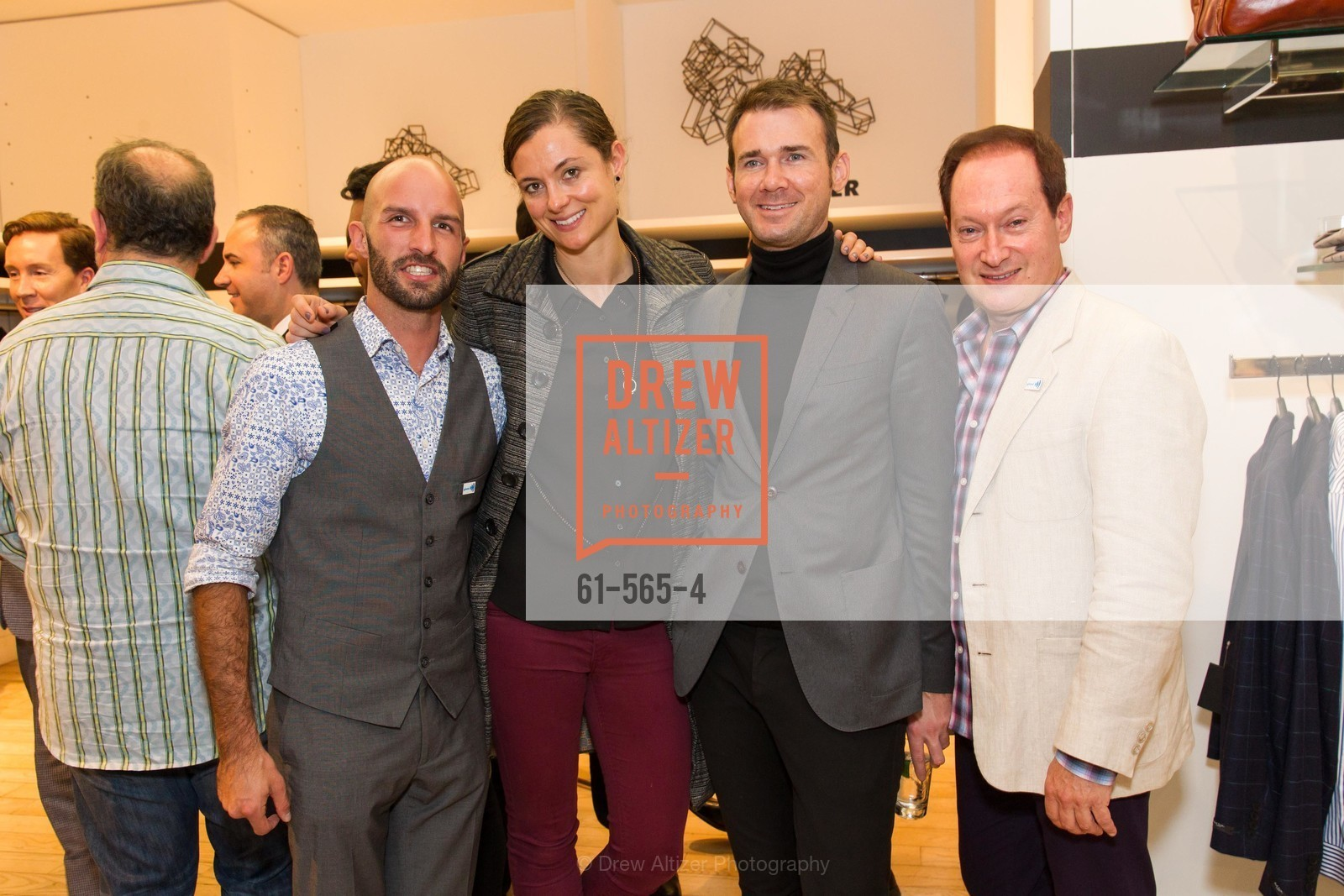 Christopher Vasquez, Lauren Dowling, Sean Howell, Adam Sandel, GLAAD GALA Kick-Off Party Hosted by SAKS FIFTH AVENUE, Saks Fifth Avenue. 384 Post Street, September 12th, 2014,Drew Altizer, Drew Altizer Photography, full-service agency, private events, San Francisco photographer, photographer california