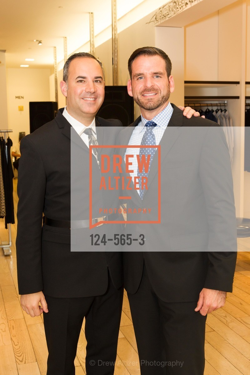 Robert Arnold-Kraft, Ryan Williams, SAKS FIFTH AVENUE Hosts The GLAAD GALA Kick-Off Party, US, September 12th, 2014,Drew Altizer, Drew Altizer Photography, full-service agency, private events, San Francisco photographer, photographer california
