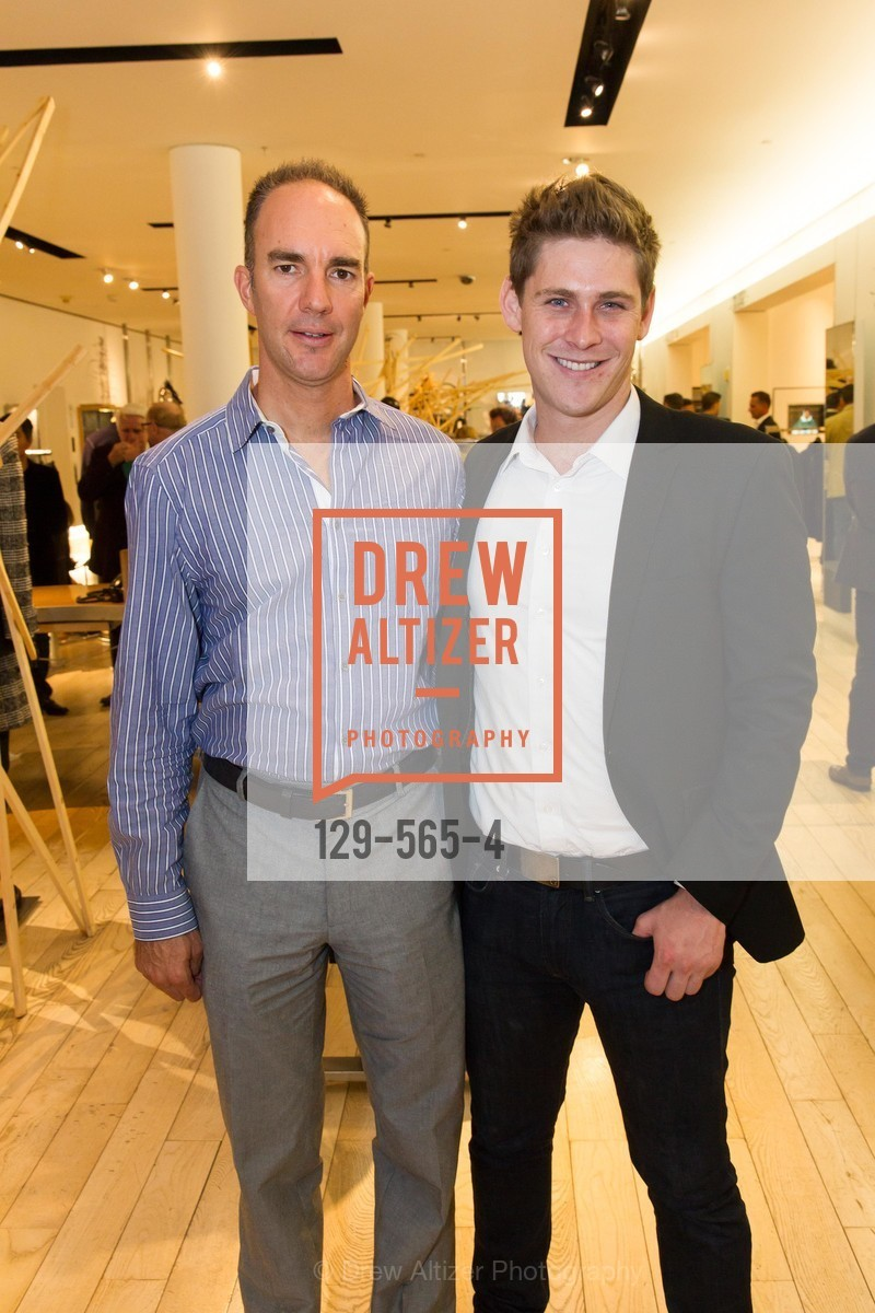 Marc Pretscher, Steven Osborn, SAKS FIFTH AVENUE Hosts The GLAAD GALA Kick-Off Party, US, September 12th, 2014,Drew Altizer, Drew Altizer Photography, full-service agency, private events, San Francisco photographer, photographer california