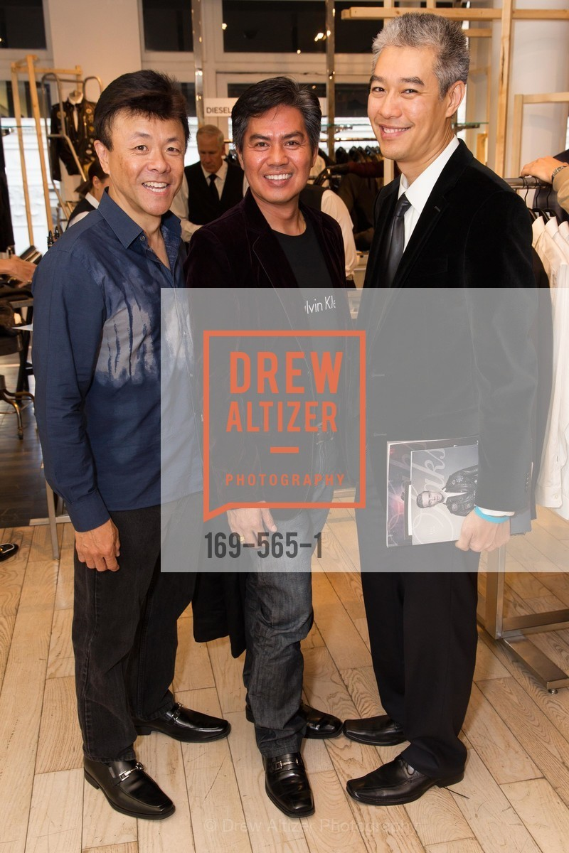 Fred Dea, Bong Villa Leas, Hao Le, GLAAD GALA Kick-Off Party Hosted by SAKS FIFTH AVENUE, Saks Fifth Avenue. 384 Post Street, September 12th, 2014,Drew Altizer, Drew Altizer Photography, full-service agency, private events, San Francisco photographer, photographer california