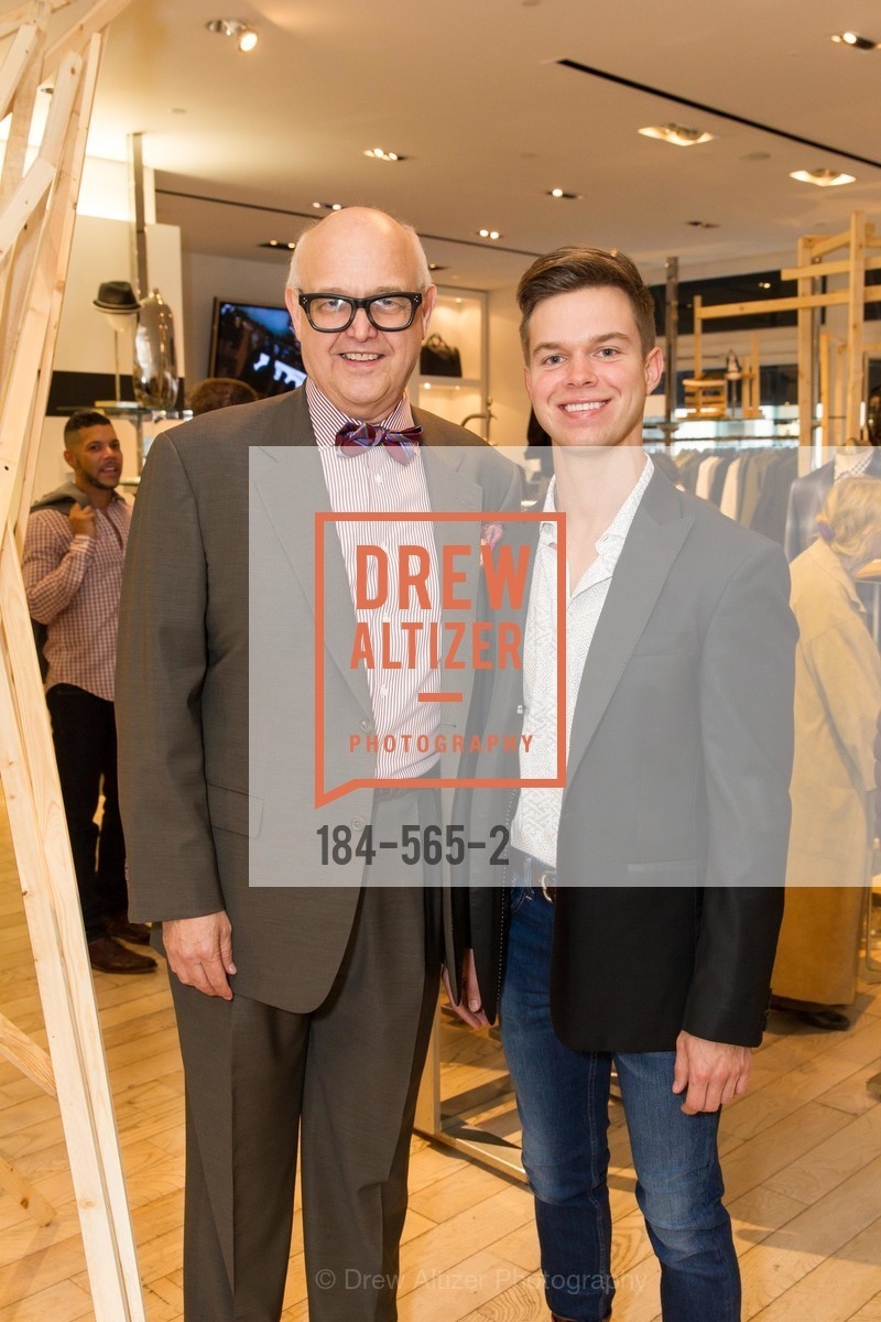 Lynn Luckow, Cameron Whatley, GLAAD GALA Kick-Off Party Hosted by SAKS FIFTH AVENUE, Saks Fifth Avenue. 384 Post Street, September 12th, 2014,Drew Altizer, Drew Altizer Photography, full-service agency, private events, San Francisco photographer, photographer california