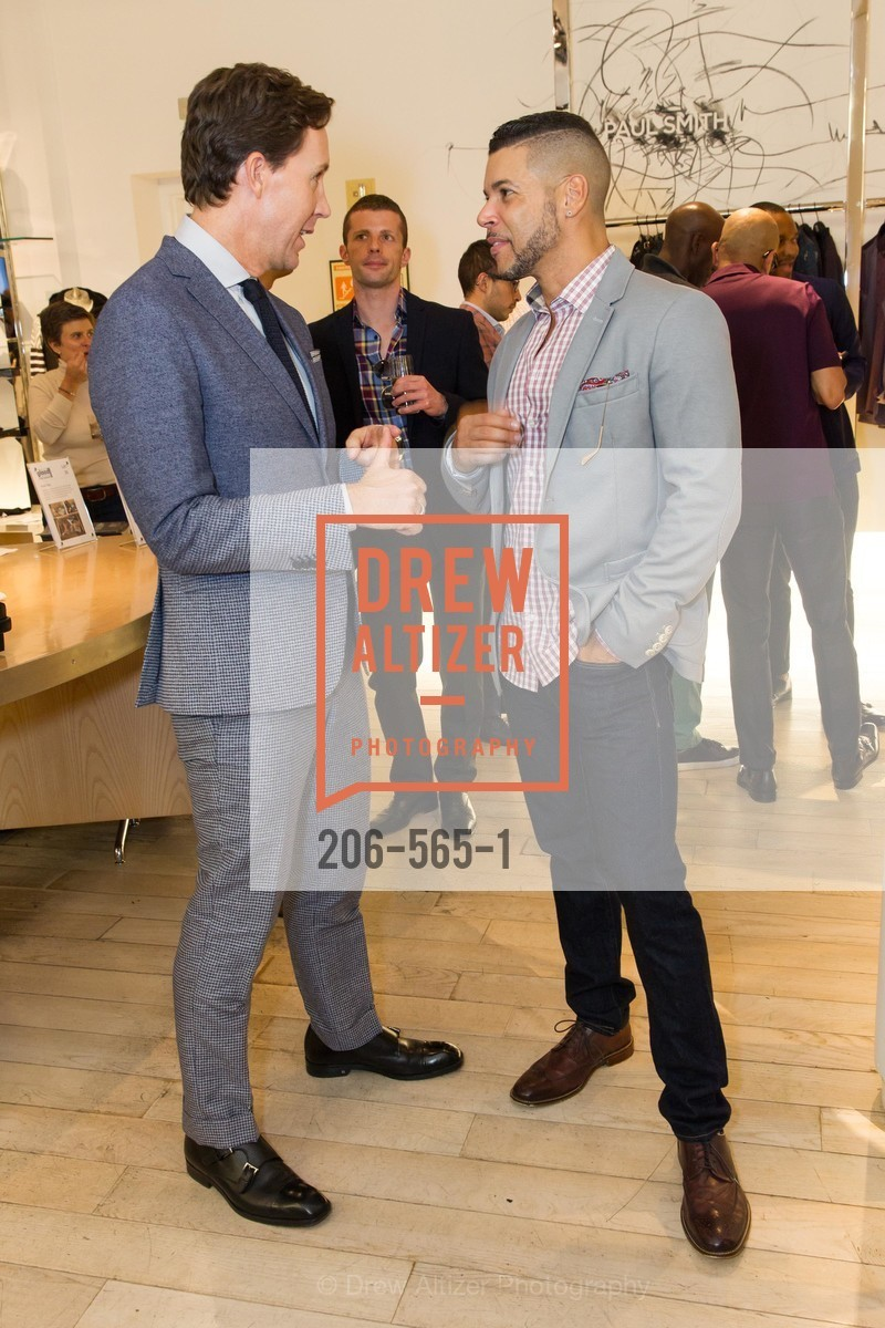 Eric Jennings, Wilson Cruz, SAKS FIFTH AVENUE Hosts The GLAAD GALA Kick-Off Party, US, September 12th, 2014,Drew Altizer, Drew Altizer Photography, full-service agency, private events, San Francisco photographer, photographer california