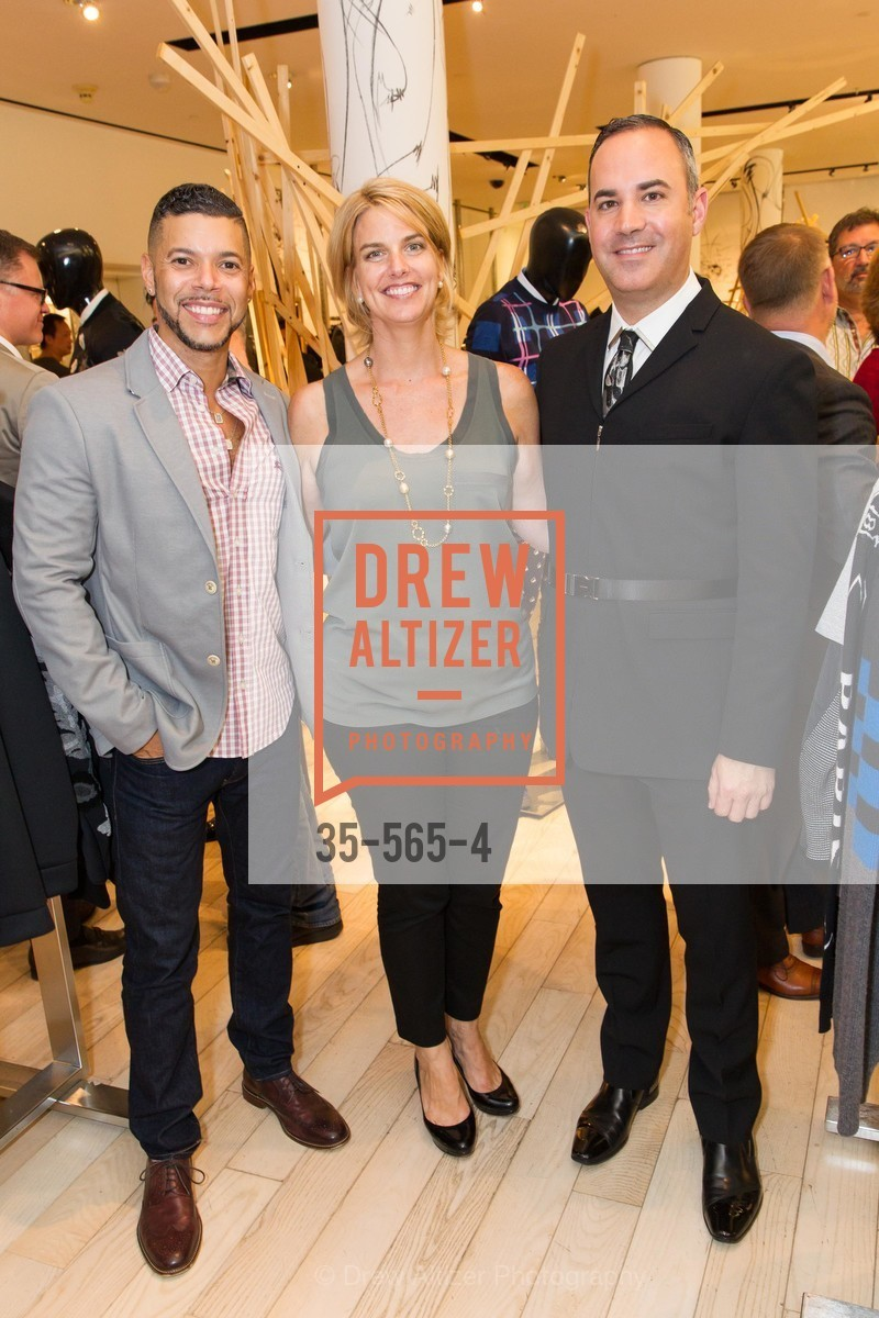 Wilson Cruz, Sarah Kate Ellis, Robert Arnold-Kraft, GLAAD GALA Kick-Off Party Hosted by SAKS FIFTH AVENUE, Saks Fifth Avenue. 384 Post Street, September 12th, 2014,Drew Altizer, Drew Altizer Photography, full-service agency, private events, San Francisco photographer, photographer california