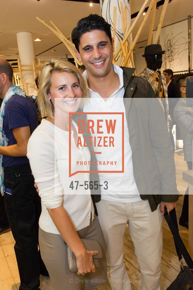 Jordan Porter, Alexander Mimran, GLAAD GALA Kick-Off Party Hosted by SAKS FIFTH AVENUE, Saks Fifth Avenue. 384 Post Street, September 12th, 2014,Drew Altizer, Drew Altizer Photography, full-service agency, private events, San Francisco photographer, photographer california