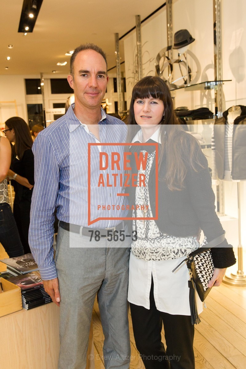 Marc Pretscher, Beth Bourg, GLAAD GALA Kick-Off Party Hosted by SAKS FIFTH AVENUE, Saks Fifth Avenue. 384 Post Street, September 12th, 2014,Drew Altizer, Drew Altizer Photography, full-service agency, private events, San Francisco photographer, photographer california