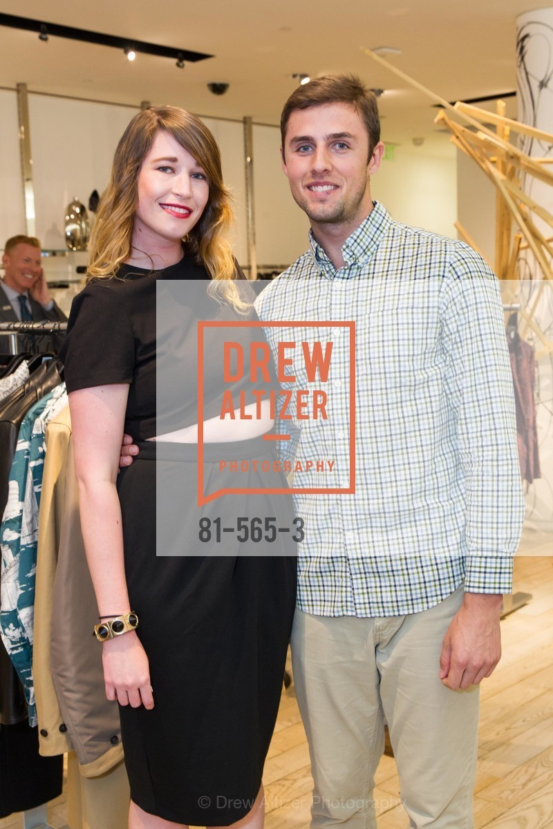 Danielle Chandler, Stuart Favretto, GLAAD GALA Kick-Off Party Hosted by SAKS FIFTH AVENUE, Saks Fifth Avenue. 384 Post Street, September 12th, 2014,Drew Altizer, Drew Altizer Photography, full-service agency, private events, San Francisco photographer, photographer california