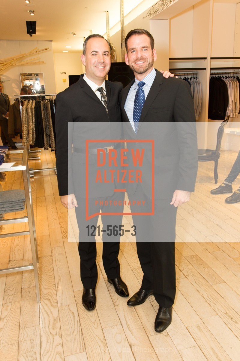 Robert Arnold-Kraft, Ryan Williams, GLAAD GALA Kick-Off Party Hosted by SAKS FIFTH AVENUE, Saks Fifth Avenue. 384 Post Street, September 12th, 2014,Drew Altizer, Drew Altizer Photography, full-service agency, private events, San Francisco photographer, photographer california