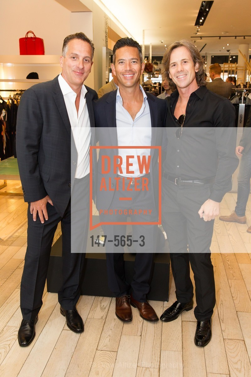 Scott Carino, Will Mallari, Chris Fraley, GLAAD GALA Kick-Off Party Hosted by SAKS FIFTH AVENUE, Saks Fifth Avenue. 384 Post Street, September 12th, 2014,Drew Altizer, Drew Altizer Photography, full-service agency, private events, San Francisco photographer, photographer california
