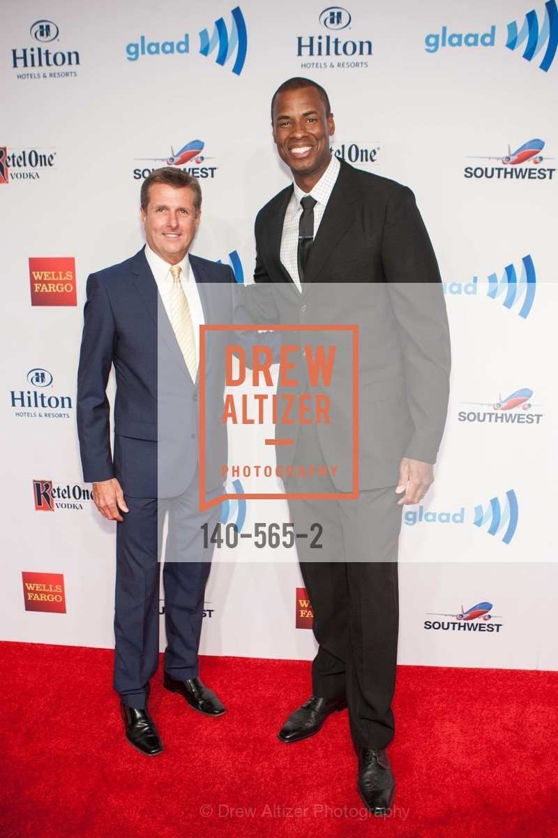 Rick Welts, Jarron Collins, SAKS FIFTH AVENUE Hosts The GLAAD GALA Kick-Off Party, US, September 12th, 2014,Drew Altizer, Drew Altizer Photography, full-service agency, private events, San Francisco photographer, photographer california