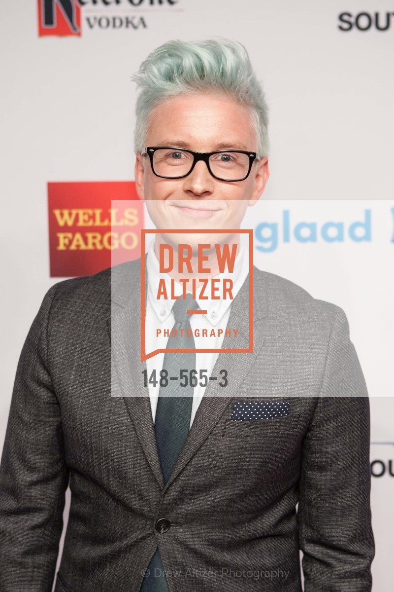 Tyler Oakley, SAKS FIFTH AVENUE Hosts The GLAAD GALA Kick-Off Party, US, September 12th, 2014,Drew Altizer, Drew Altizer Photography, full-service agency, private events, San Francisco photographer, photographer california
