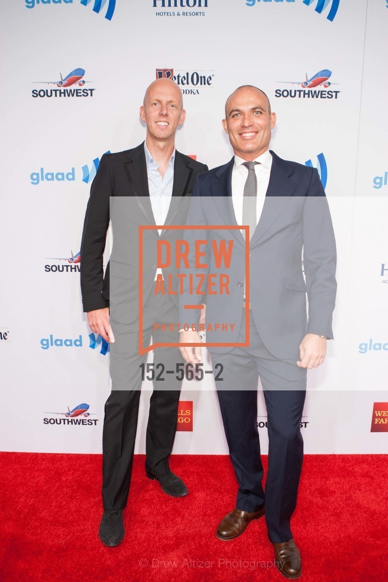 Arjan Dijk, Bernanrdo Hernandez, GLAAD GALA Kick-Off Party Hosted by SAKS FIFTH AVENUE, Saks Fifth Avenue. 384 Post Street, September 12th, 2014,Drew Altizer, Drew Altizer Photography, full-service agency, private events, San Francisco photographer, photographer california