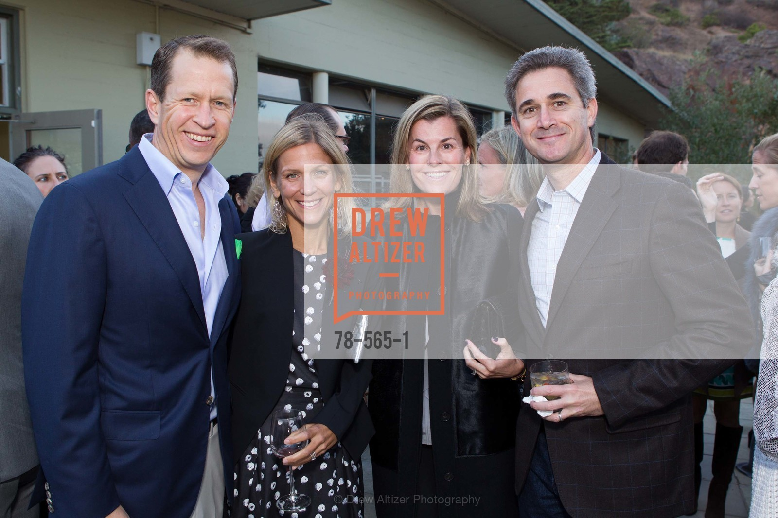 Stewart Barry, Leith Barry, Meredith Levy, Ezra Levy, GLAAD GALA Kick-Off Party Hosted by SAKS FIFTH AVENUE, Saks Fifth Avenue. 384 Post Street, September 12th, 2014,Drew Altizer, Drew Altizer Photography, full-service agency, private events, San Francisco photographer, photographer california