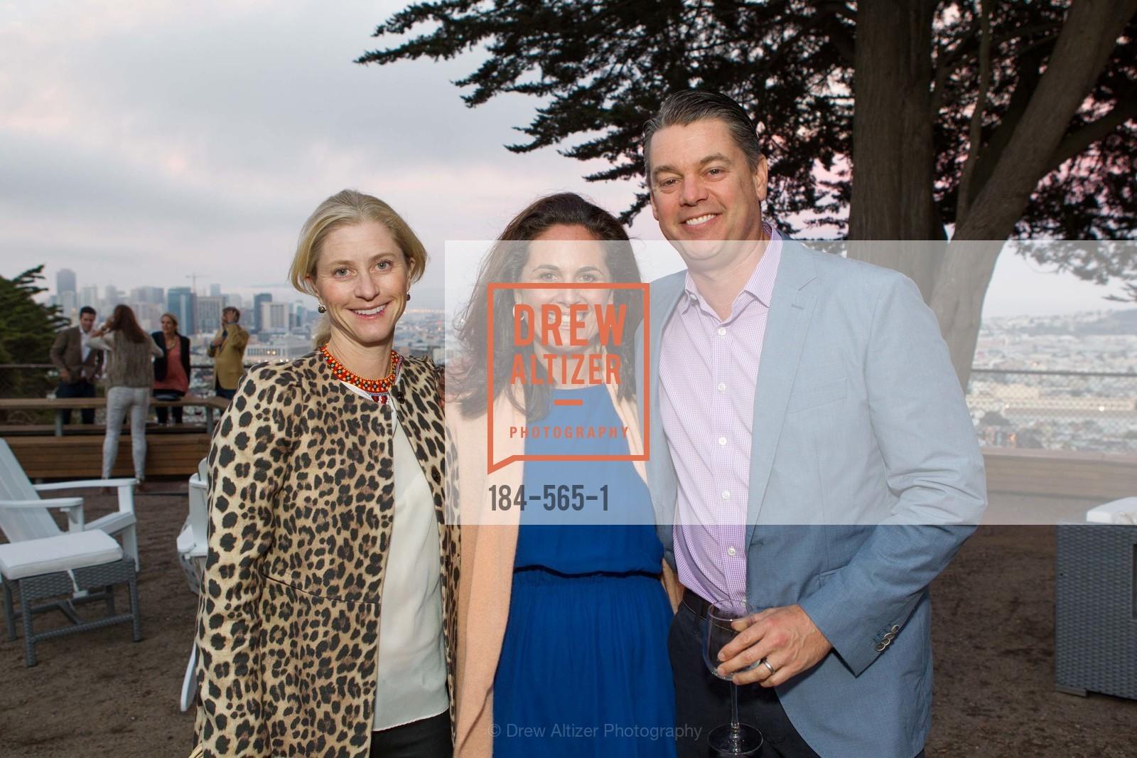 Lisa Hauswirth, Shelley Bransten, Chris Hauswirth, Photo #184-565-1