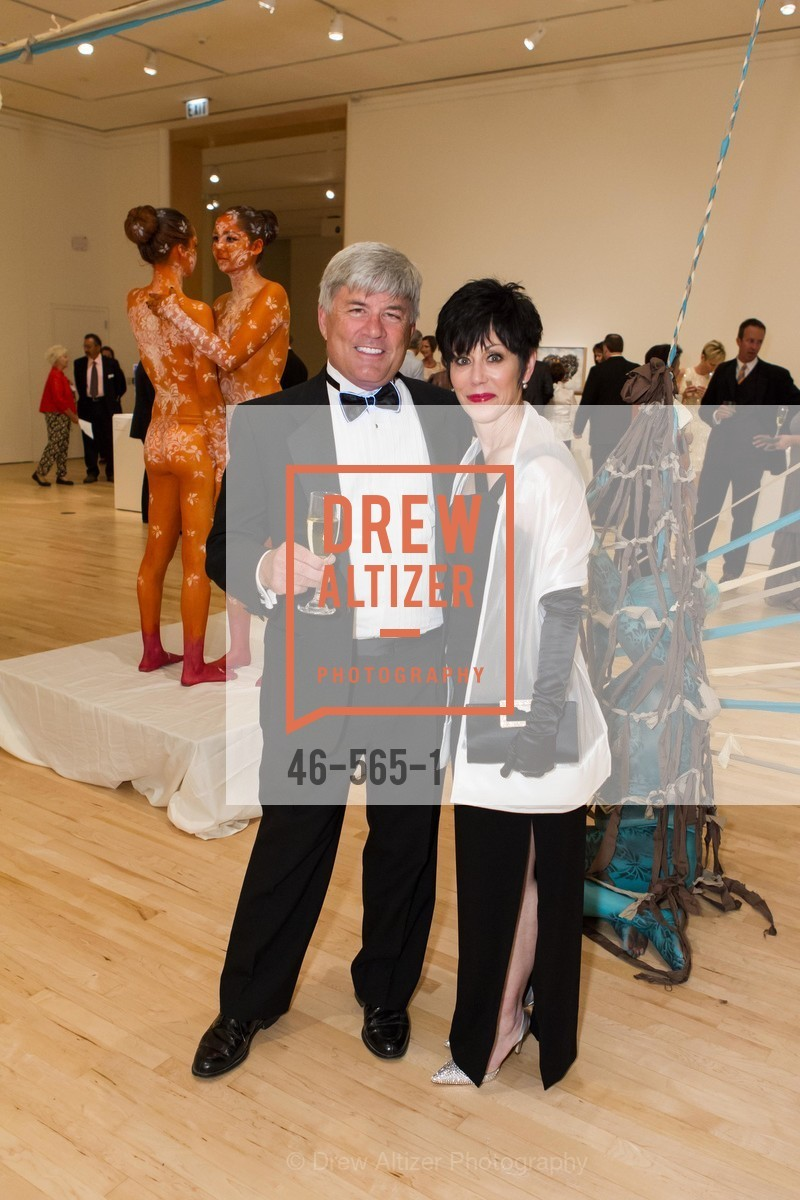 Mark Johnson, Hildy Shandell, SAKS FIFTH AVENUE Hosts The GLAAD GALA Kick-Off Party, US, September 12th, 2014,Drew Altizer, Drew Altizer Photography, full-service agency, private events, San Francisco photographer, photographer california