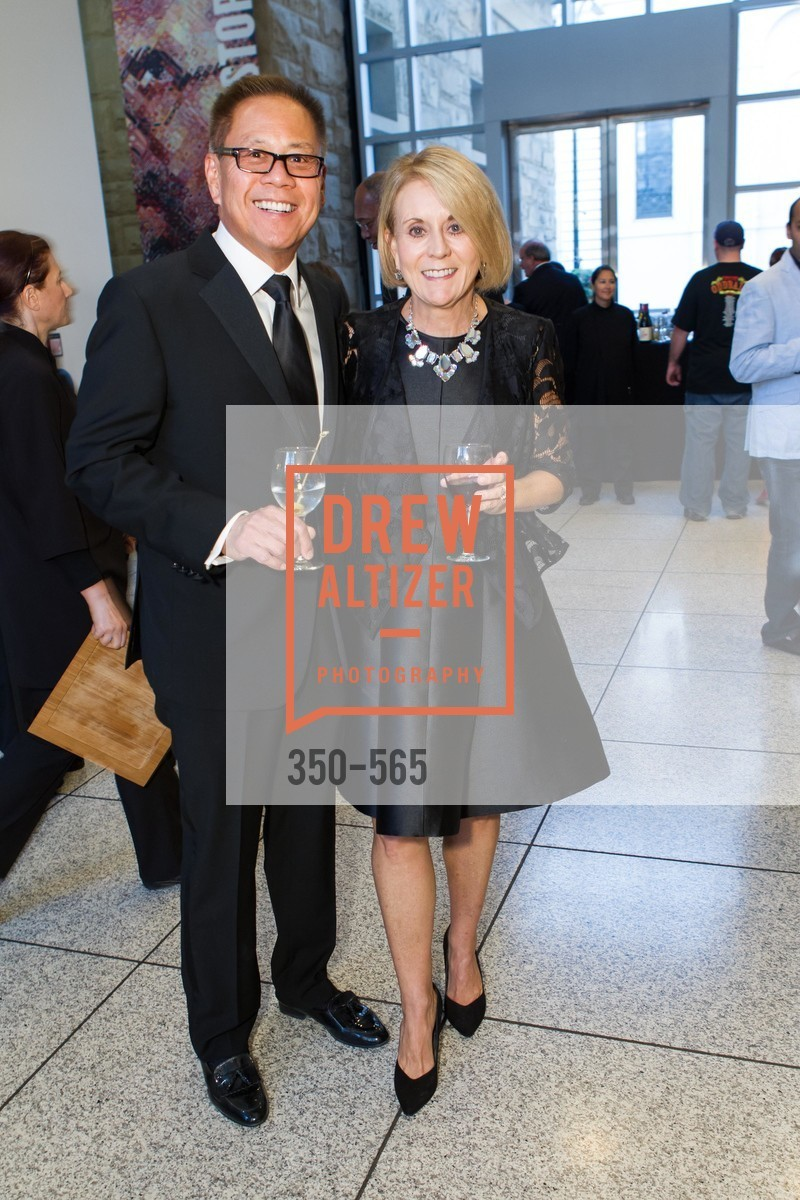 Marv Tseu, Mary Mocas, SAKS FIFTH AVENUE Hosts The GLAAD GALA Kick-Off Party, US, September 12th, 2014,Drew Altizer, Drew Altizer Photography, full-service agency, private events, San Francisco photographer, photographer california