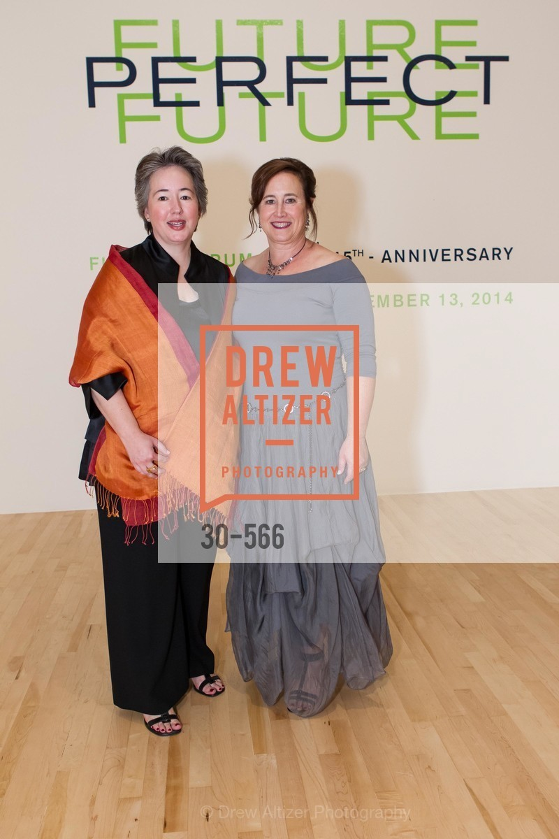 Claudia Weber, Cornelia Pendleton, SAN JOSE MUSEUM OF ART'S Spectrum Gala - 45th Anniversary, US, September 13th, 2014,Drew Altizer, Drew Altizer Photography, full-service agency, private events, San Francisco photographer, photographer california