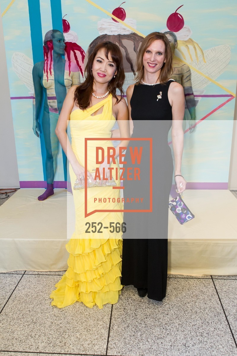 Amanda Boch, Tracy Devorak, SAN JOSE MUSEUM OF ART'S Spectrum Gala - 45th Anniversary, US, September 13th, 2014,Drew Altizer, Drew Altizer Photography, full-service agency, private events, San Francisco photographer, photographer california
