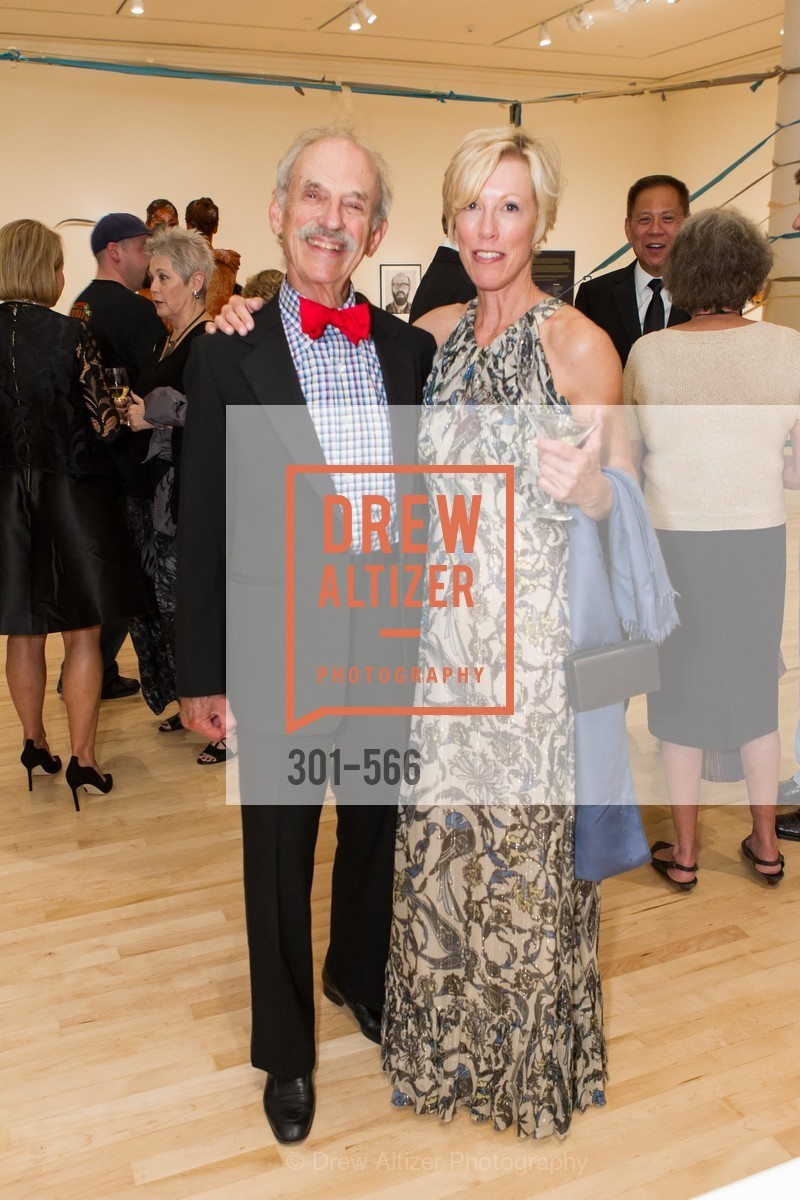 Peter Lipman, Wanda Kownacki, SAN JOSE MUSEUM OF ART'S Spectrum Gala - 45th Anniversary, US, September 13th, 2014,Drew Altizer, Drew Altizer Photography, full-service agency, private events, San Francisco photographer, photographer california