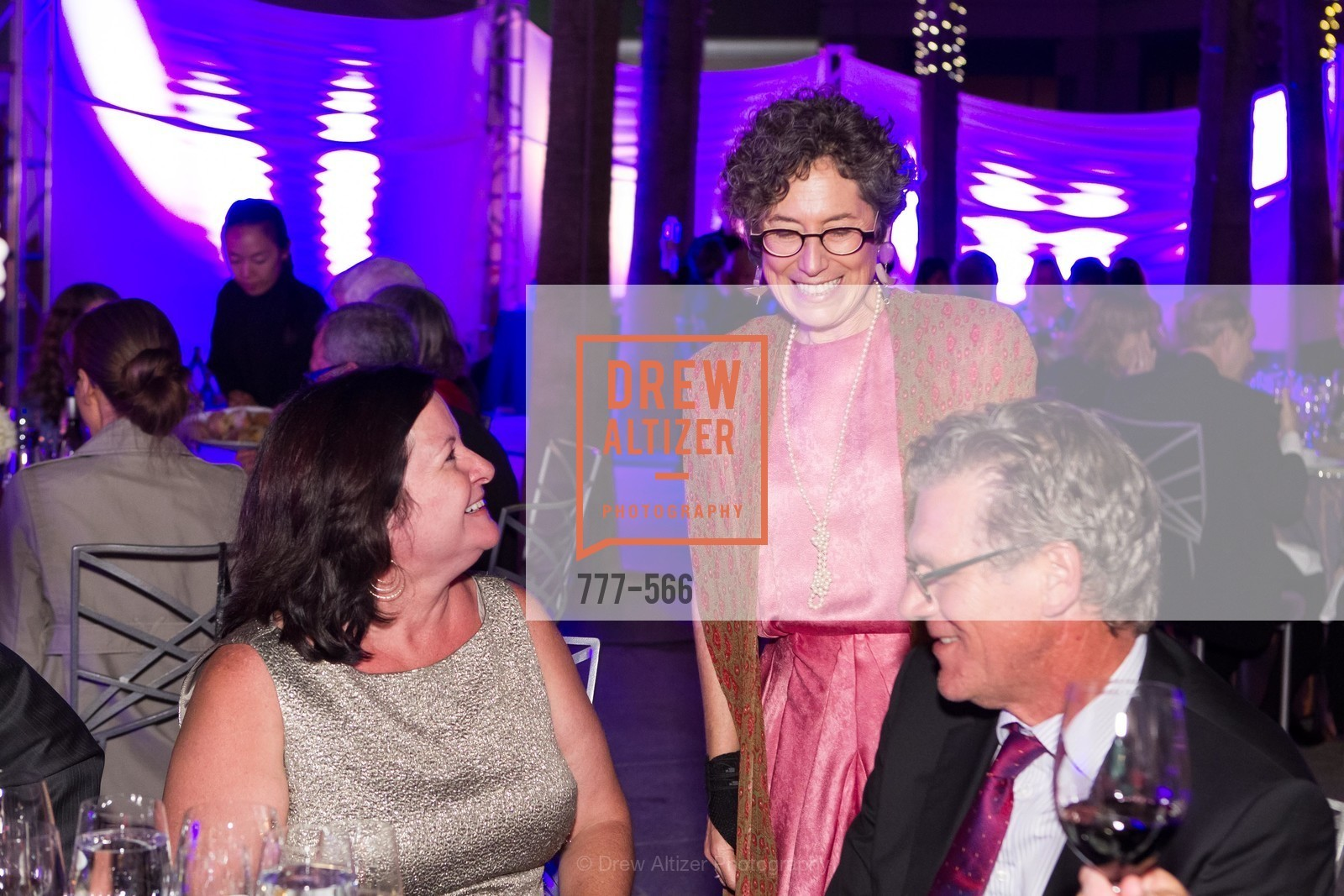 Eileen Fernandes, Susan Krane, Al Fernandes, SAN JOSE MUSEUM OF ART'S Spectrum Gala - 45th Anniversary, US, September 13th, 2014,Drew Altizer, Drew Altizer Photography, full-service agency, private events, San Francisco photographer, photographer california