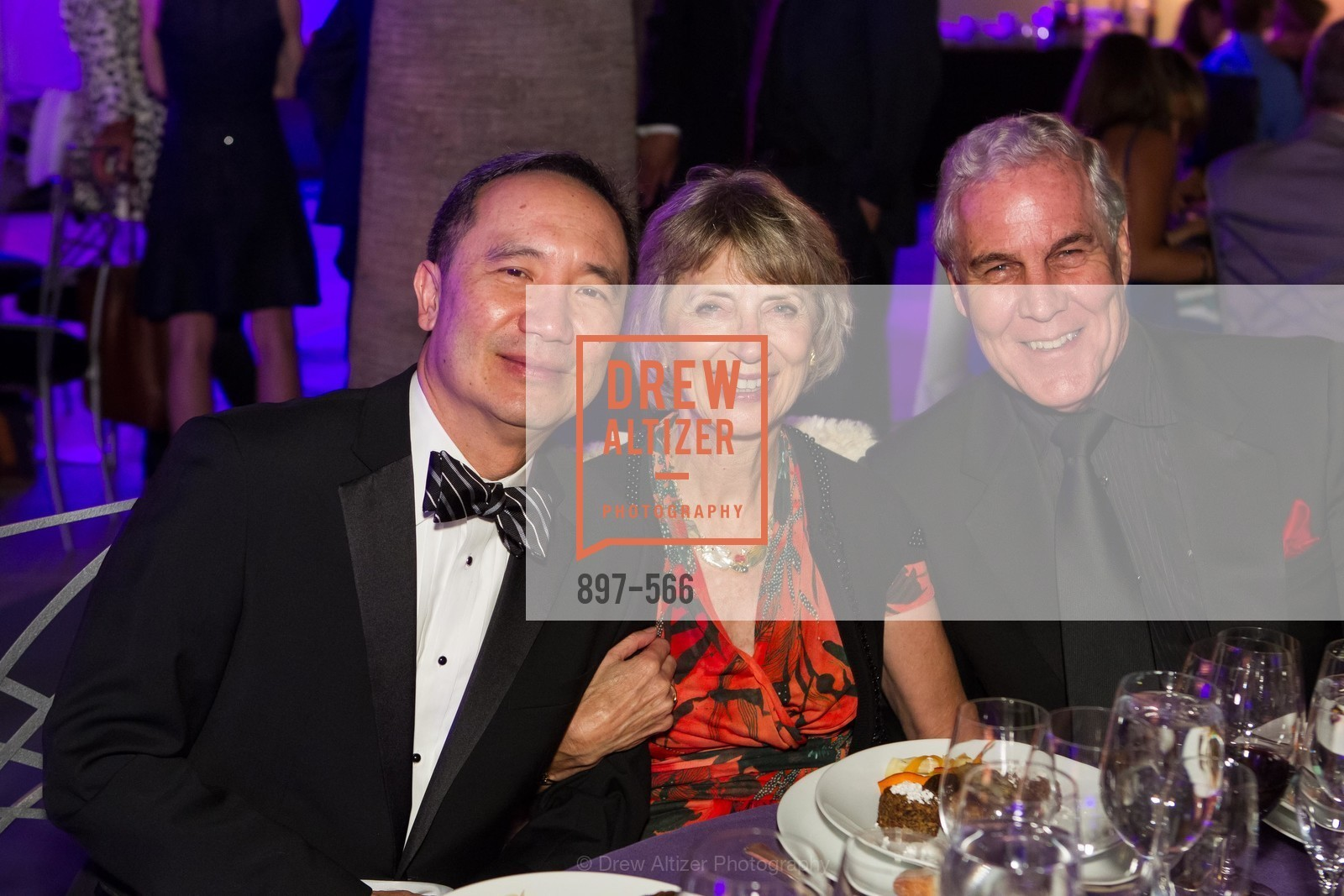 Andre Lu, Toby Fernald, Barry Fernald, SAN JOSE MUSEUM OF ART'S Spectrum Gala - 45th Anniversary, US, September 13th, 2014,Drew Altizer, Drew Altizer Photography, full-service agency, private events, San Francisco photographer, photographer california