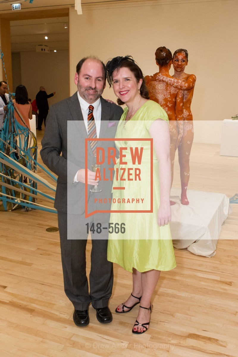 JIm Ganz, Sherrill Ingalls, SAN JOSE MUSEUM OF ART'S Spectrum Gala - 45th Anniversary, US, September 13th, 2014,Drew Altizer, Drew Altizer Photography, full-service agency, private events, San Francisco photographer, photographer california