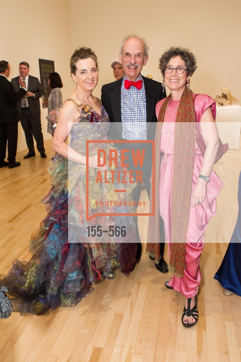 Sarah Ratchye, Peter Lipman, Susan Krane, SAN JOSE MUSEUM OF ART'S Spectrum Gala - 45th Anniversary, US, September 13th, 2014,Drew Altizer, Drew Altizer Photography, full-service agency, private events, San Francisco photographer, photographer california