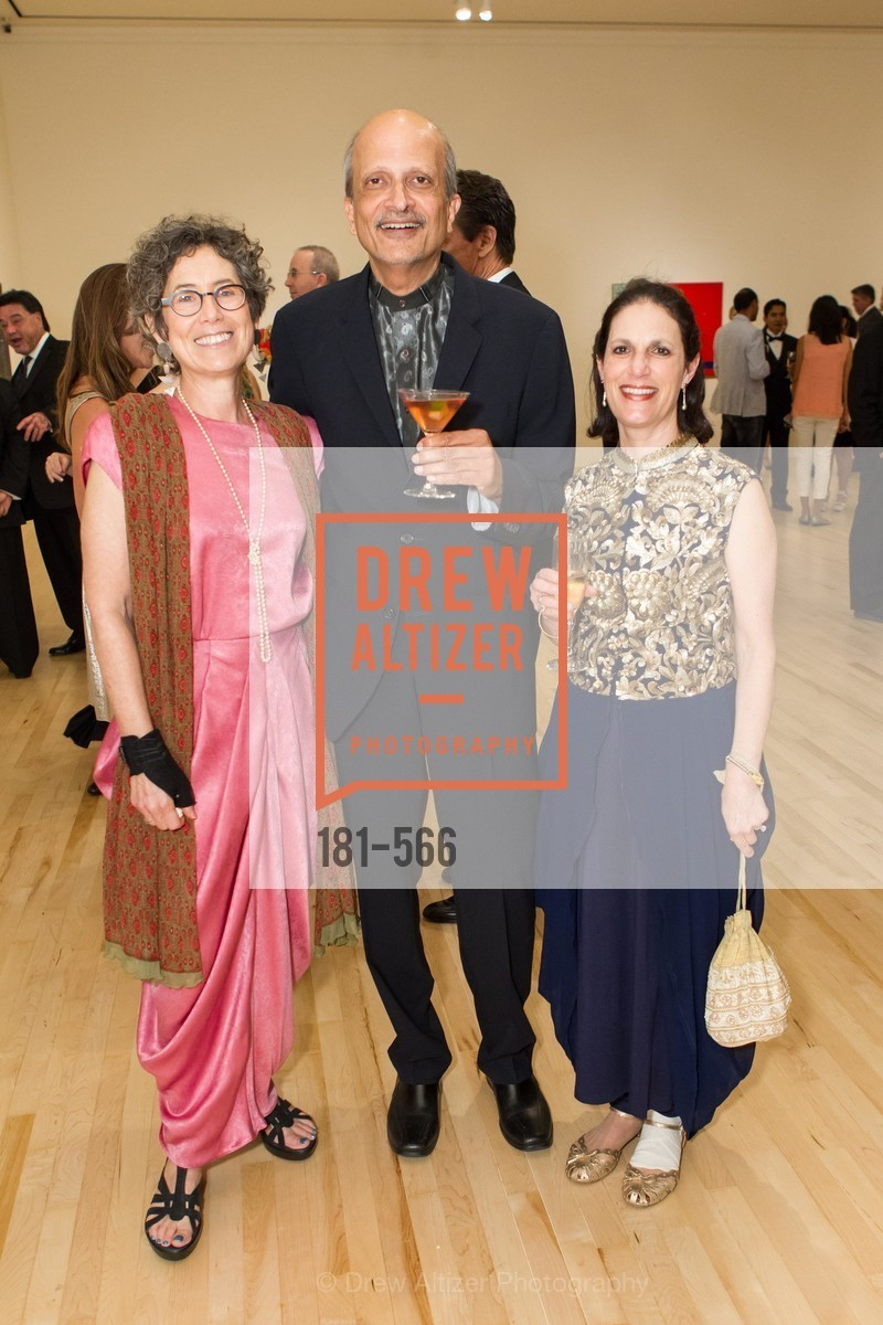 Susan Krane, M.R. Rangaswami, Krisanthy Desby, SAN JOSE MUSEUM OF ART'S Spectrum Gala - 45th Anniversary, US, September 13th, 2014,Drew Altizer, Drew Altizer Photography, full-service event agency, private events, San Francisco photographer, photographer California