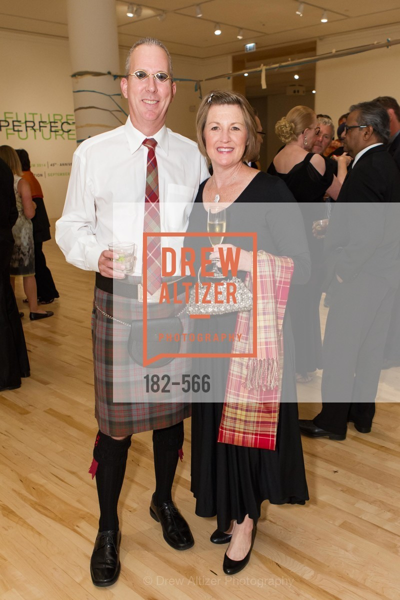 Mike Dove, Norma Dove, SAN JOSE MUSEUM OF ART'S Spectrum Gala - 45th Anniversary, US, September 13th, 2014,Drew Altizer, Drew Altizer Photography, full-service agency, private events, San Francisco photographer, photographer california