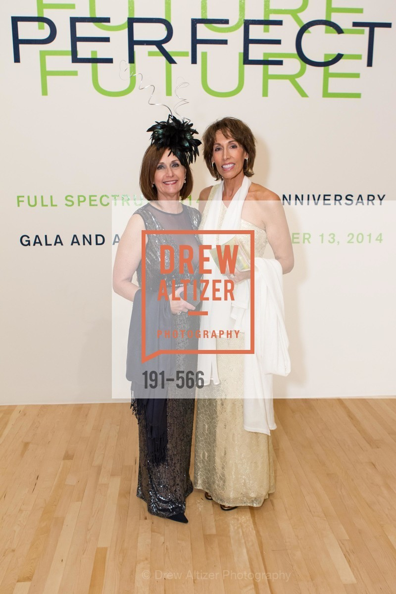 Aileen Silver, Rana Davis, SAN JOSE MUSEUM OF ART'S Spectrum Gala - 45th Anniversary, US, September 13th, 2014,Drew Altizer, Drew Altizer Photography, full-service agency, private events, San Francisco photographer, photographer california