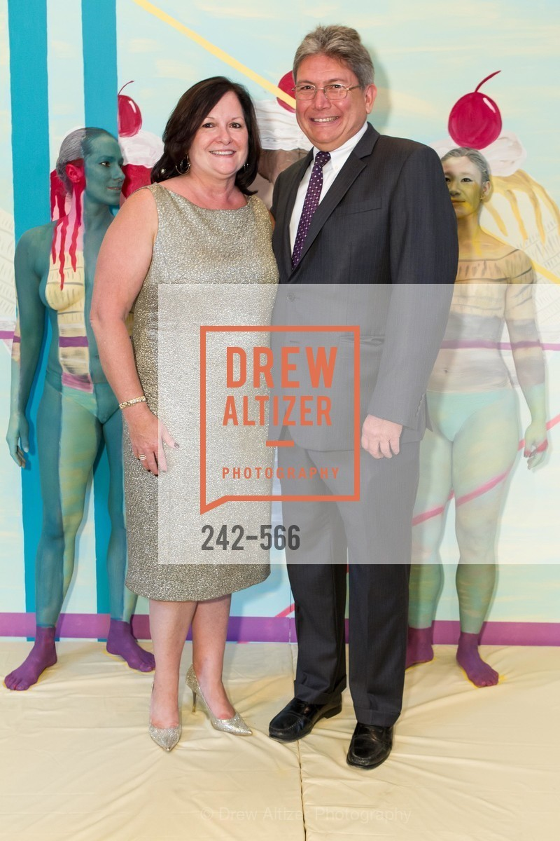 Eileen Fernandes, Tom Wilberding, SAN JOSE MUSEUM OF ART'S Spectrum Gala - 45th Anniversary, US, September 13th, 2014,Drew Altizer, Drew Altizer Photography, full-service event agency, private events, San Francisco photographer, photographer California