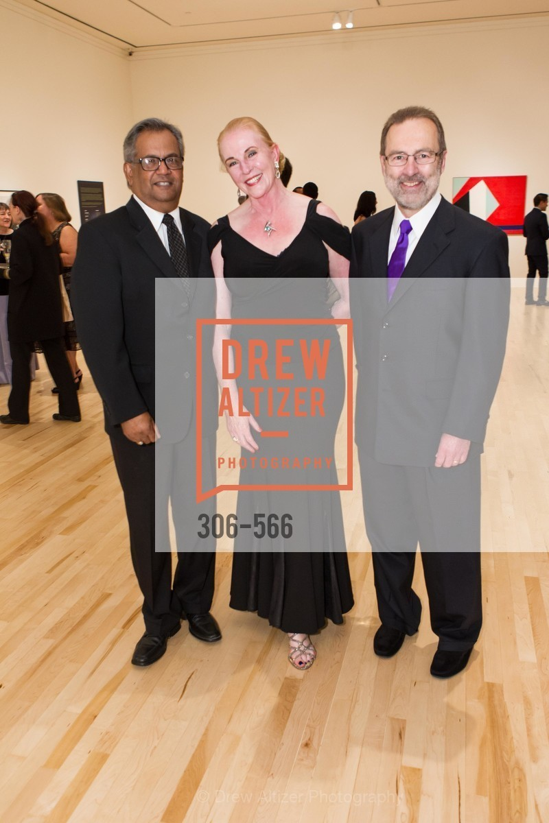 Shamal Roy, Sally Pera, Glen Daniel, SAN JOSE MUSEUM OF ART'S Spectrum Gala - 45th Anniversary, US, September 13th, 2014,Drew Altizer, Drew Altizer Photography, full-service agency, private events, San Francisco photographer, photographer california