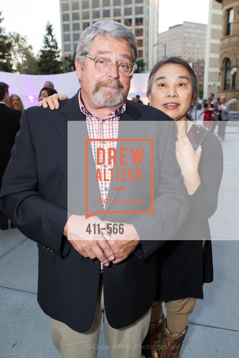 Jeff Kelley, Hung Liu, SAN JOSE MUSEUM OF ART'S Spectrum Gala - 45th Anniversary, US, September 13th, 2014,Drew Altizer, Drew Altizer Photography, full-service agency, private events, San Francisco photographer, photographer california