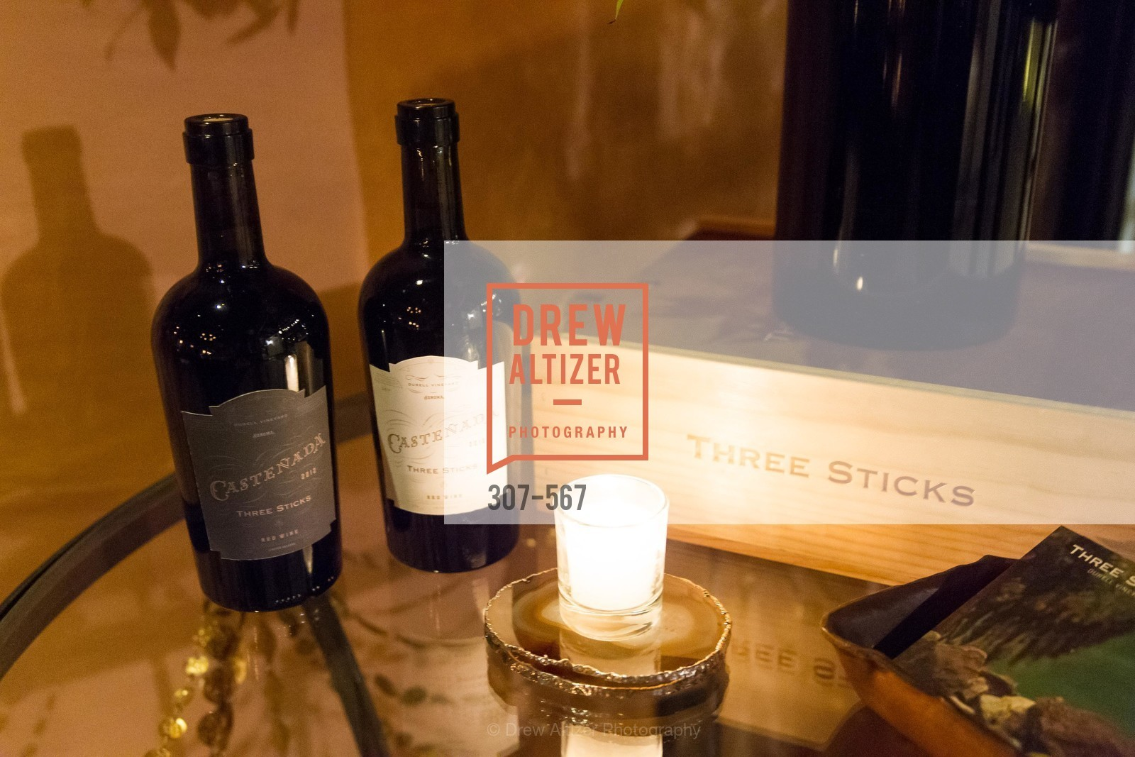 Atmosphere, THREE STICKS WINES Inaugural Storehouse Supper With TYLER FLORENCE, US, September 13th, 2014