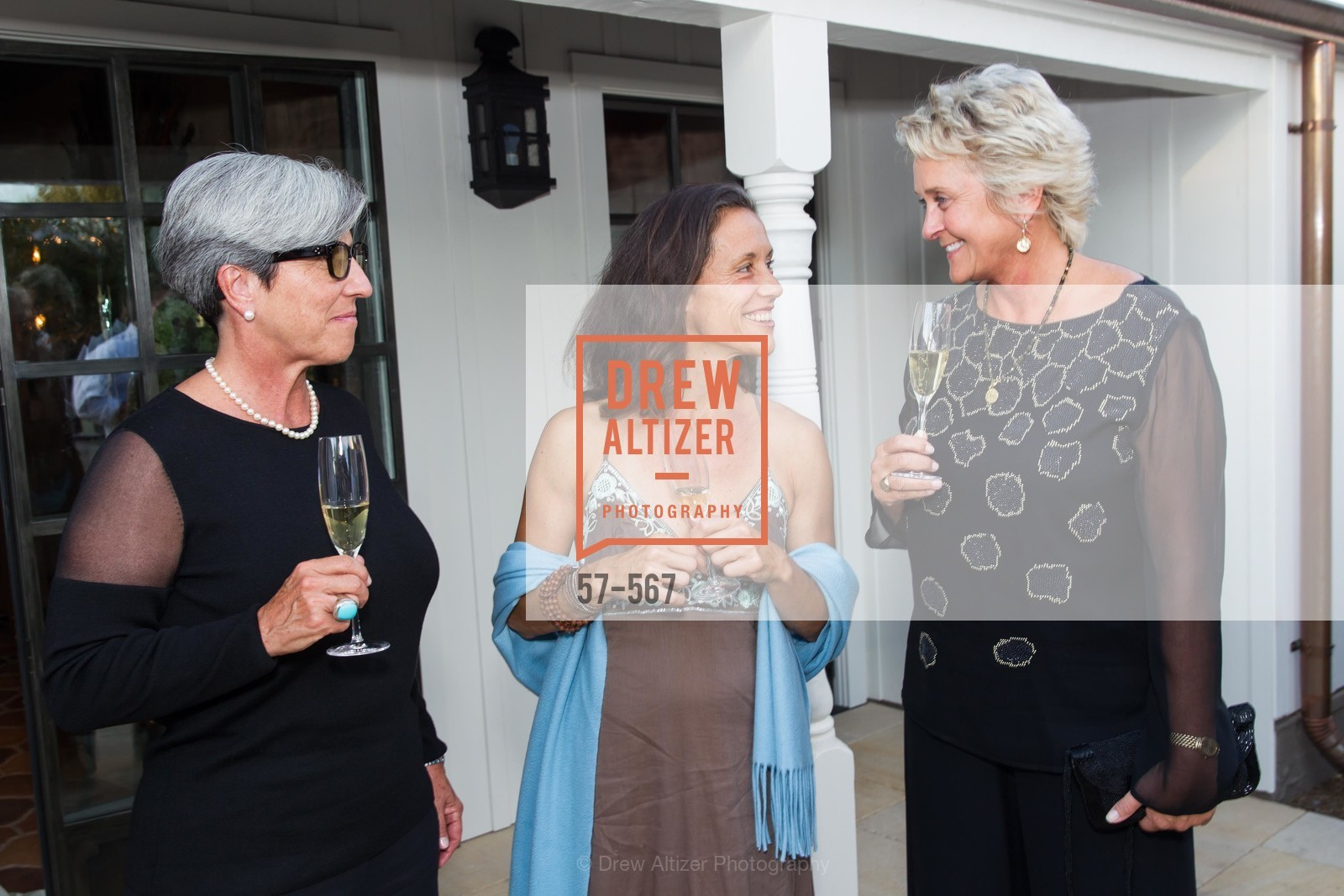 Marge Cafarelli, Marie McGlashan, Jan Hill, THREE STICKS WINES Inaugural Storehouse Supper With TYLER FLORENCE, US, September 13th, 2014,Drew Altizer, Drew Altizer Photography, full-service agency, private events, San Francisco photographer, photographer california