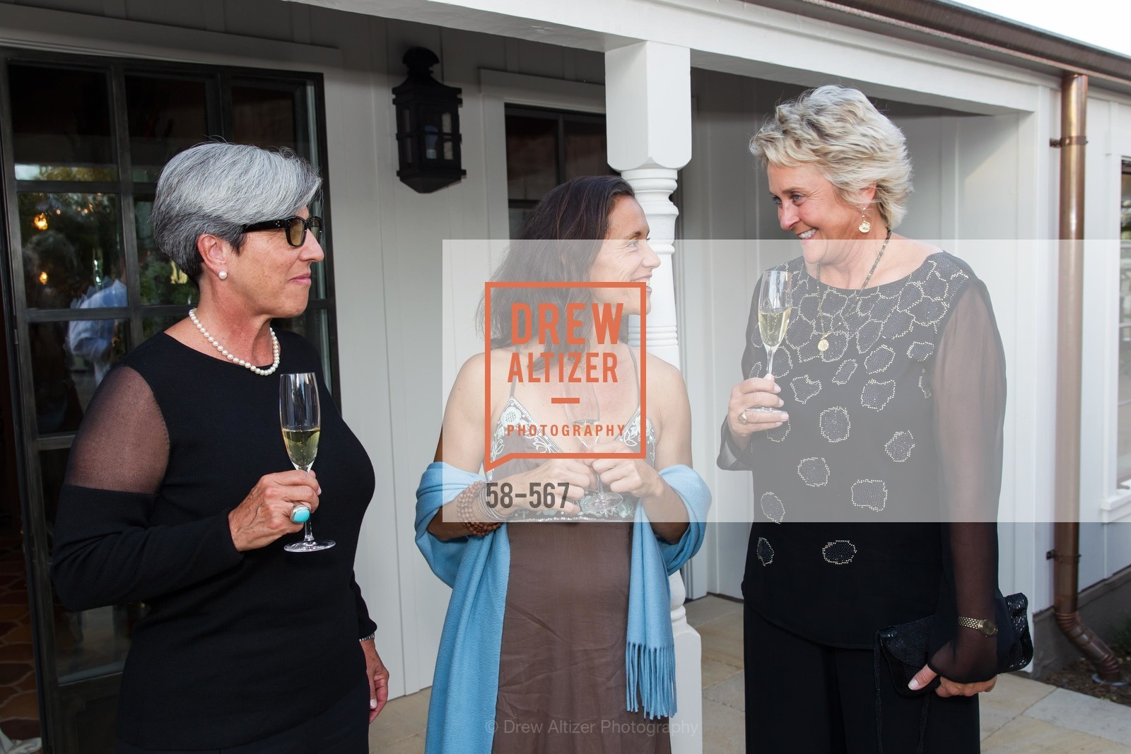 Marge Cafarelli, Marie McGlashan, Jan Hill, THREE STICKS WINES Inaugural Storehouse Supper With TYLER FLORENCE, US, September 13th, 2014,Drew Altizer, Drew Altizer Photography, full-service event agency, private events, San Francisco photographer, photographer California