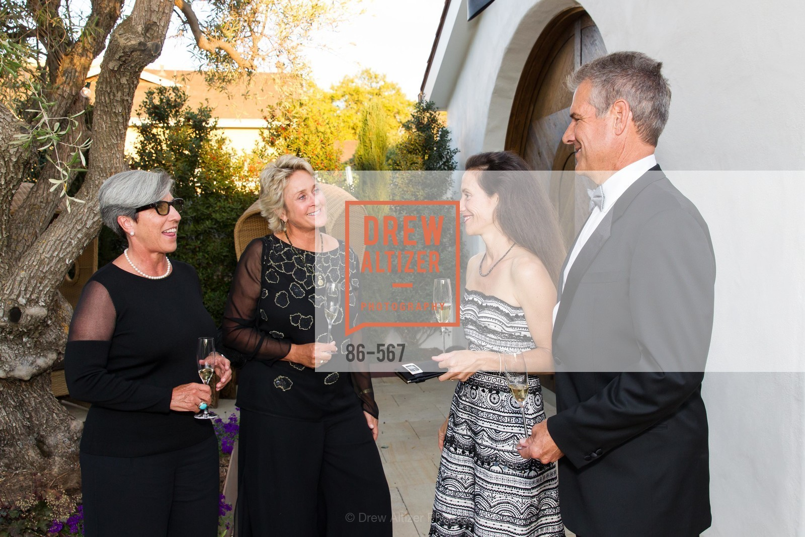 Marge Cafarelli, Jan Hill, Eva Price, Bill Price, THREE STICKS WINES Inaugural Storehouse Supper With TYLER FLORENCE, US, September 13th, 2014,Drew Altizer, Drew Altizer Photography, full-service agency, private events, San Francisco photographer, photographer california
