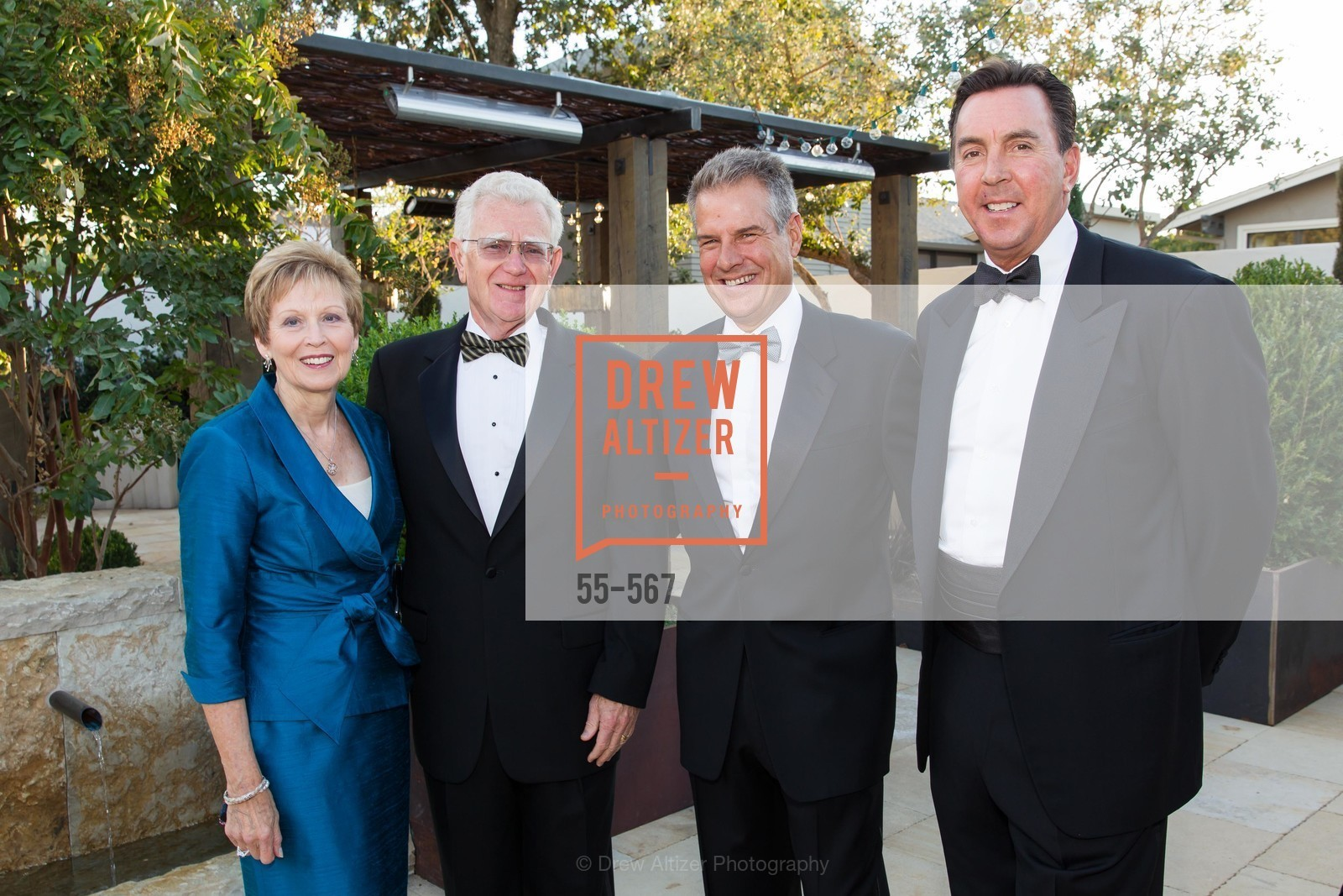 Linda Mahley, Bob Mahley, Bill Price, Will Evers, THREE STICKS WINES Inaugural Storehouse Supper With TYLER FLORENCE, US, September 13th, 2014,Drew Altizer, Drew Altizer Photography, full-service agency, private events, San Francisco photographer, photographer california