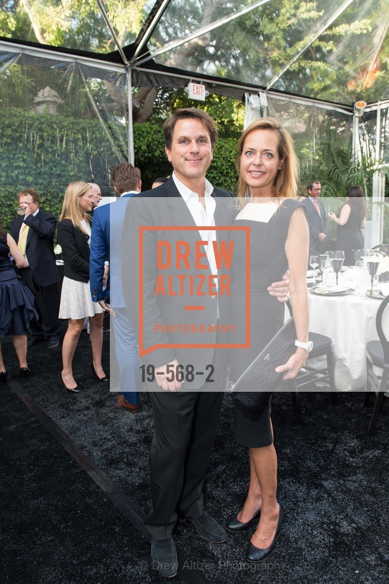 Greg Malin, Charlot Malin, SOTHEBY'S  Hosts a Private Viewing of Highlights from the Collection of MRS. PAUL MELLON, US, September 17th, 2014,Drew Altizer, Drew Altizer Photography, full-service agency, private events, San Francisco photographer, photographer california