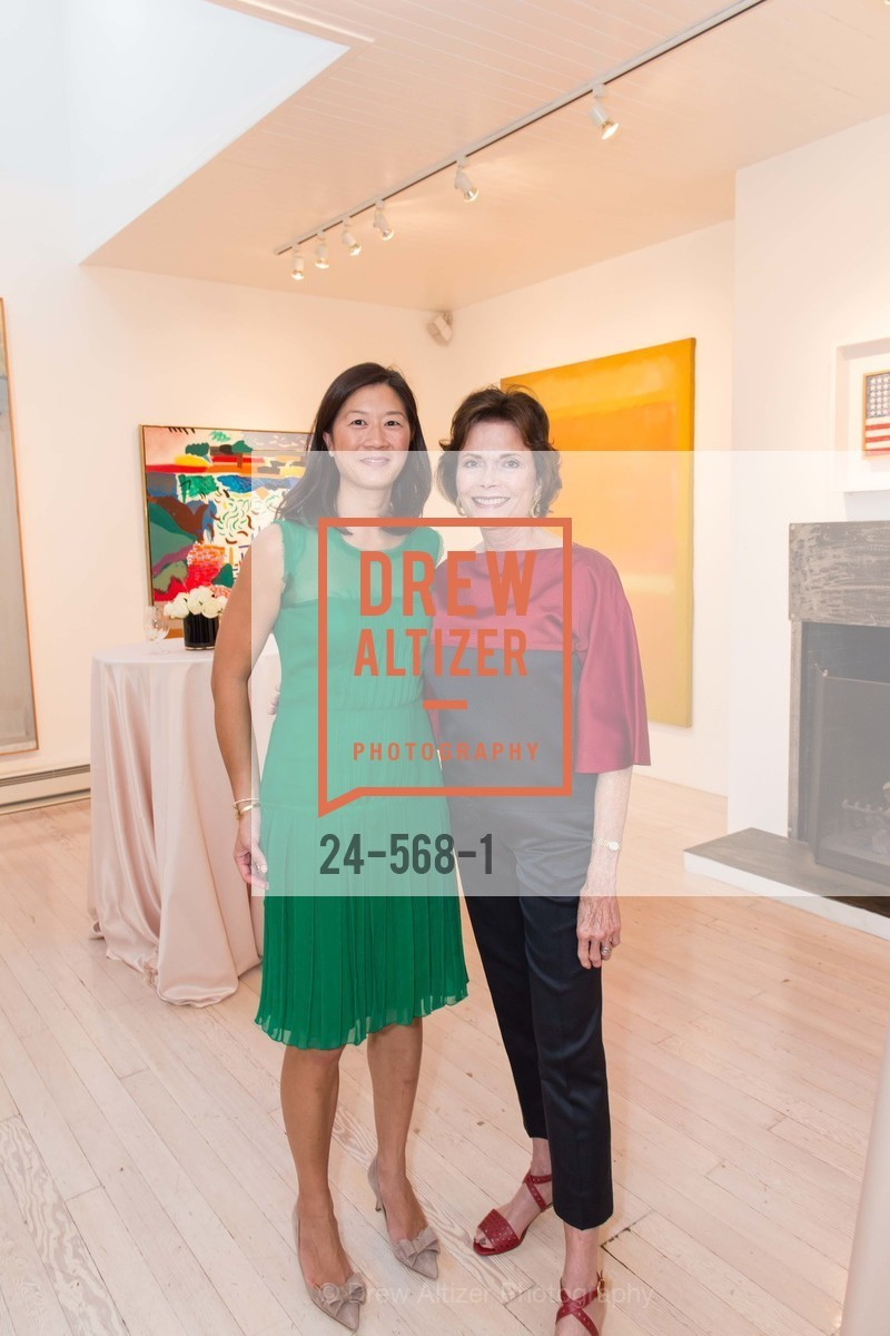 Christine Leong, Kay Walker, SOTHEBY'S  Hosts a Private Viewing of Highlights from the Collection of MRS. PAUL MELLON, US, September 17th, 2014,Drew Altizer, Drew Altizer Photography, full-service agency, private events, San Francisco photographer, photographer california