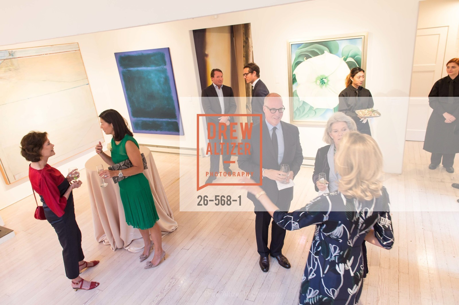 Atmosphere, SOTHEBY'S  Hosts a Private Viewing of Highlights from the Collection of MRS. PAUL MELLON, US, September 17th, 2014