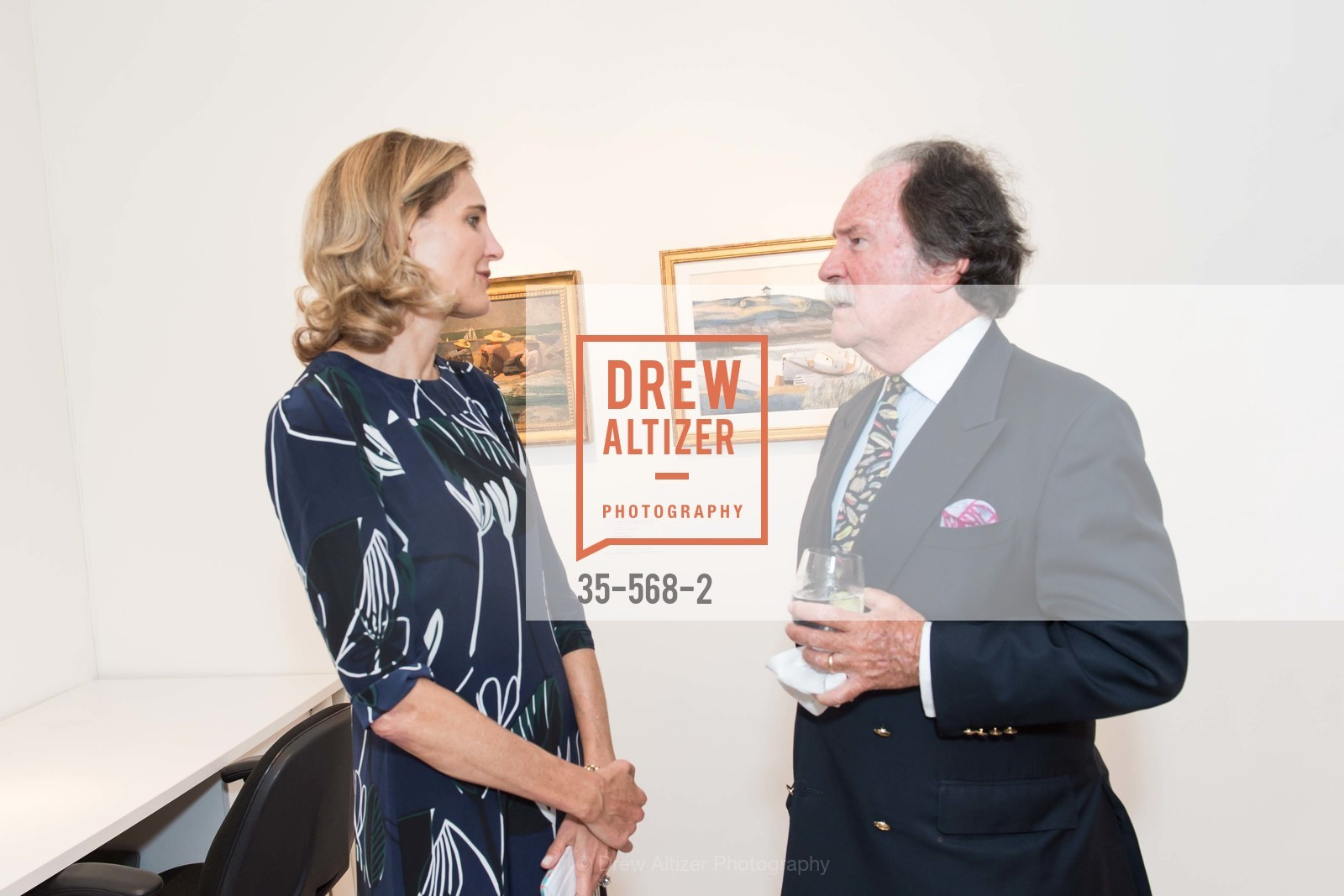 JeJennifer Biederbeck, Pat McBaine, SOTHEBY'S  Hosts a Private Viewing of Highlights from the Collection of MRS. PAUL MELLON, US, September 17th, 2014,Drew Altizer, Drew Altizer Photography, full-service event agency, private events, San Francisco photographer, photographer California